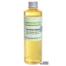 Dog Shampoo Lemongrass & Green Tea