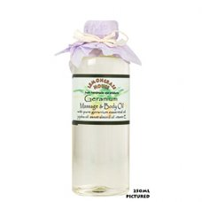 Geranium Massage & Body Oil