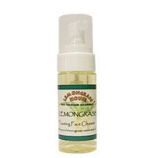 Lemongrass Foaming Face Cleanser
