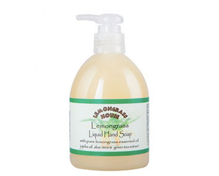 Lemongrass Liquid Hand Soap