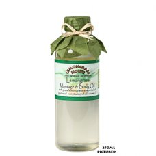Lemongrass Massage & Body Oil
