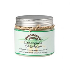 Lemongrass Salt Body Glow Scrub
