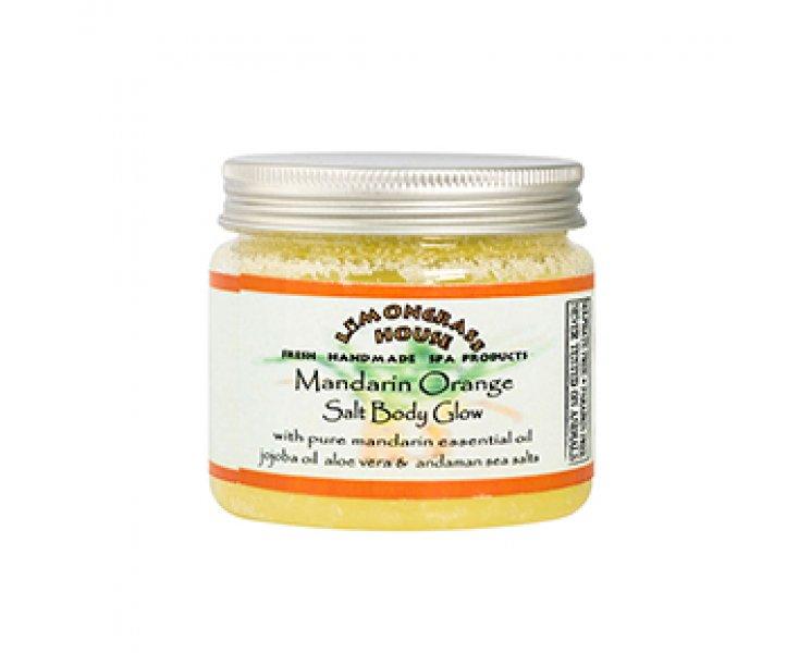 Mandarin Salt Body Glow Scrub