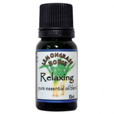 Relaxing Blended Essential Oil