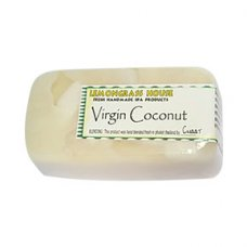 Virgin Coconut Handmade Soap Bar